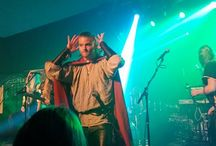 2016 Huskvarna / Twilight Force performing live at Folkets Park in Huskvarna, Sweden on 2016-10-09