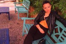 Black culotte pants / Nuevo #lookpropuesta en el blog: black culotte pants http://www.laprincesarosa.com/entr…/black-culotte-pants.html 