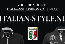 Italian Style Shirts / New Collection Italiaanse herenmode