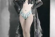 Burlesque Costume / Burlesque costume images and ideas / inspiration.