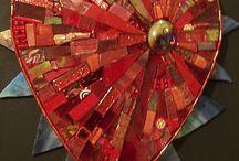 Mosaics, Mandalas, beads / by Michele D