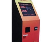 payment Kiosk Manufacturing - Pay All bills Kiosk / http://www.teleasy.com/