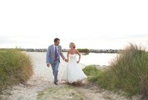 "Saying ""I do"" on the Eastern Shore / The Eastern Shore of Virginia is a perfect location for a destination wedding, with everything from rustic barns to beautiful beaches  that will give your special day charm and character."
