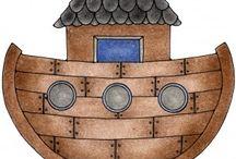 Arca de Noé-Noah's Ark