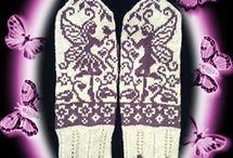 Knitting patterns stickmönster av JennyPenny / Egen designade Stickmönster Knitting patterns that i designed