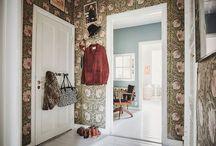 Interiors { Hallway }