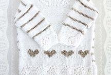 detska moda / pletené,hačkované