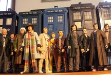 Whovian stuff / All things timey-wimey