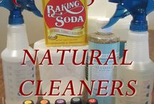 Household cleaning recipes