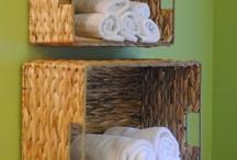 Bathroom Ideas / by Amanda Solorzano