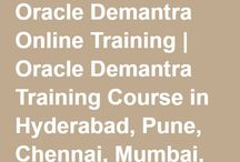 Demantra Online Training / Rudra IT Solutions is one of the Promote leading IT Services and Oracle Demantra  corporate training solutions along with IT Online training conservatory, with latest Industry offering technology in Hyderabad, Pune, Chennai, Mumbai, banglore,India, USA, UK, Australia, New Zealand, UAE, Saudi Arabia,Pakistan, Singapore, Kuwait. _http://www.rudraitsolutions.com/oracle-apps-r12/oracle-demantra.php