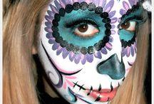 Day of the DEAD Extravaganza ! / by Hannah Schiel