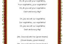 Healthy Eating/Vegetables