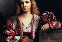 garb: Italian Paintings / by Susan Farmer