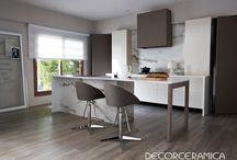 COCINAS / Las tendencias y productos para éste espacio diario de tu hogar...