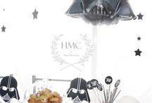 "Birthday party ""Star Wars"""