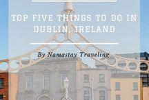 Ireland - Places to go & things to do