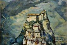 Benka Martin / slovenský maliar  * 21. september 1888, Kostolište – † 28. jún 1971, Malacky ; bol slovenský maliar, grafik, ilustrátor, výtvarný pedagóg a esperantista. Pôsobil v meste Martin.