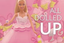 All Dolled Up / Dazzle with an original Doll Cake and accessorize with delightful ideas to give your little girl a doll-themed party she'll always remember.