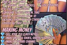 MAKE DAT MONEY YO $$