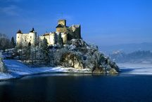 Zamek w Niedzicy / Zamek Dunajec, zamek, niedzica, podhale, pieniny, tradycja