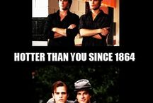 The vampire diaries / Salvatore