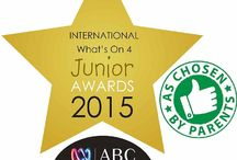 2015 What's On 4 Junior Awards