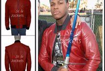 Starwars Leather Jacket