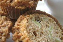 Sweet stuff- muffins & breads / by Jessica Stewart