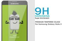 GALAXY NOTE 3 PUNKCASE GLASS SHIELD SAMSUNG TEMPERED GLASS SCREEN PROTECTOR 0.33MM THICK 9H GLASS ! / Punkcase Glass SHIELD is build with the highest quality tempered glass to obtain the best HD clear visibility. Punkcase Glass SHIELD covers the whole screen unlike other screen protectors from competitors. It also has 2.5D rounded edges, 0.33mm thick and has 9H hardness for superior protection. Punkcase designed the Glass SHIELD with an oleophobic coating which provides a smooth touchscreen experience without fingerprint residue being left behind.