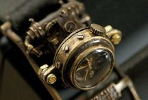 Steampunk Contraptions