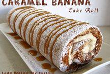 Cakes - Rolls / by Jana Coelho