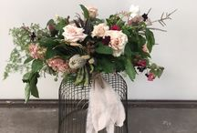 BOUQUETS / Bouquets designed by Urban Marigold