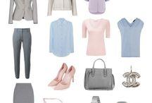 seasonal color analysis basic dress code
