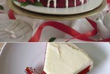 pastalar ve kekler