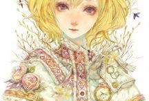 Touhou - Alice Margatroid