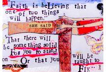 faith / by Shari Erickson