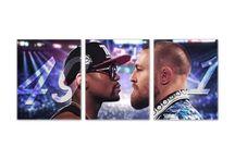 McGregor vs Mayweather 2017