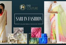Saree as Fashion Statement / Explore Sari as a fashion statement with Fab Couture! ‪#‎DesignerWear‬ ‪#‎DailyWear‬ ‪#‎Saree‬ ‪#‎Sari‬ ‪#‎DesignerSari‬ ‪#‎FabCouture‬ Read blog: http://wp.me/p6qlgO-2P