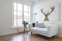 Interieur styling dieren / Voorbeelden van interieur styling met foto's van dieren.