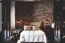 Bachelor Bedroom scheme ideas