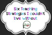 Teaching Strategies / by Tracsena Grant