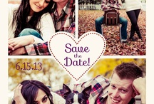 Save The Dates / by Renee Whitney