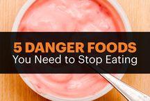 Avoid eating