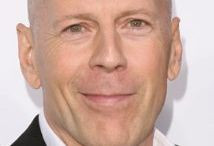 Bruce Willis Career / Granted .. I haven't seen 100% of his work, but there's not one single movie or TV show I've seen with Bruce Willis in it .. that I didn't like! And, I've seen everything pinned in here!  // Which ones are your favorites?