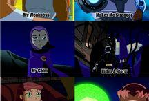 Teen Titans  güzel sözler ve fotolar