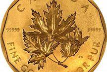 Goldmünzen (CA) Royal Canadian Mint (RCM)