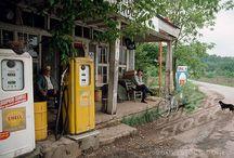 daddys gas station / by Leatrice Gulbransen