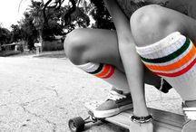Longboard//Skateboard//Board