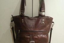 Handmade leather bags by Salome